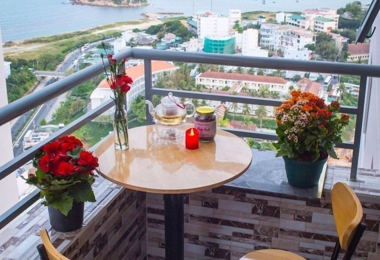 Nha Trang Oceannus, Nha Trang, Apartment, 2 Bedrooms, Partial Sea View, Terrace/Patio
