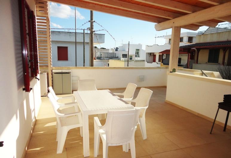 VersoSud - Apartment Vicino Lungomare 09, Ugento, Apartment, 2 Bedrooms, Terrace/Patio