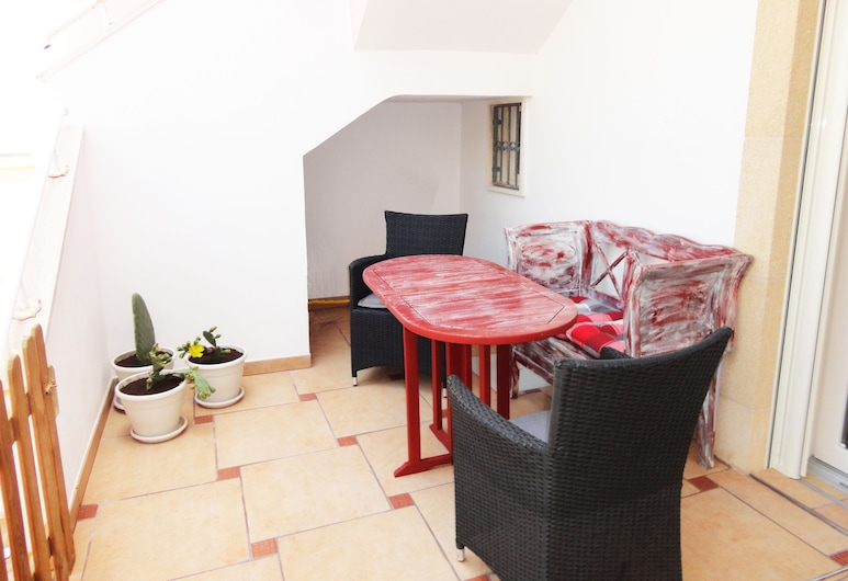 VersoSud - Casa Torre San Giovanni 17, Ugento, Apartemen, 2 kamar tidur, Teras/Patio