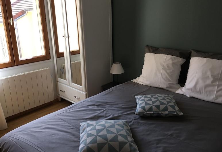 瑪利夏洛特別墅飯店, 切斯奈, 行政公寓, 1 張標準雙人床, 花園景觀 (1er étage), 客房