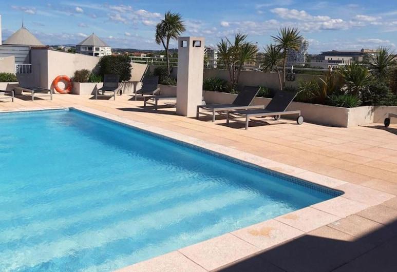 Appart'Hotel Marianne, Montpellier, Piscine