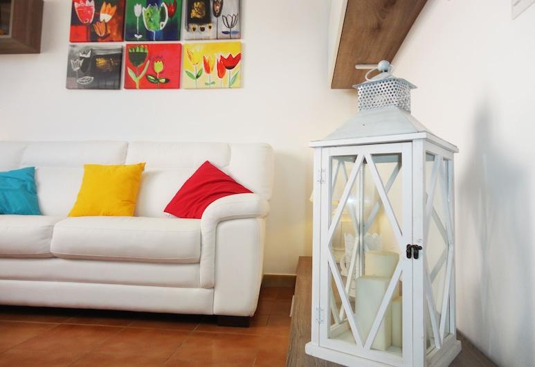 VersoSud - Appartamento Lungomare 50, Ugento, Apartemen, 2 kamar tidur, Area Keluarga