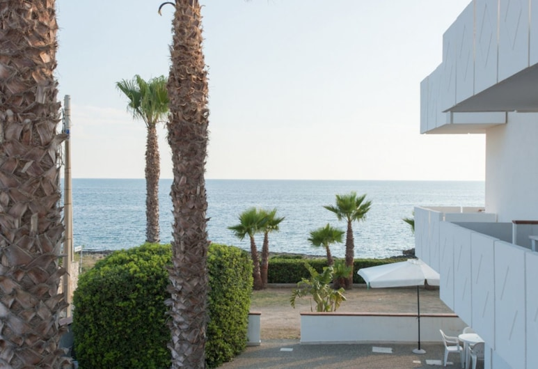 Trilocale Isola di Pazze PT fronte mare, Ugento, Apartment, 2 Bedrooms, View from room
