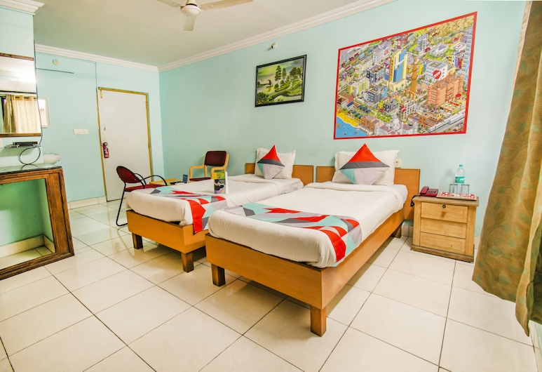 FabExpress Corpo Suites, Hyderabad, Deluxe Room, Guest Room