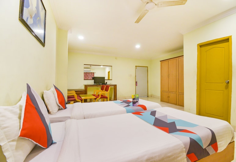 FabExpress Corpo Suites, Hyderabad, Executive Room, Guest Room