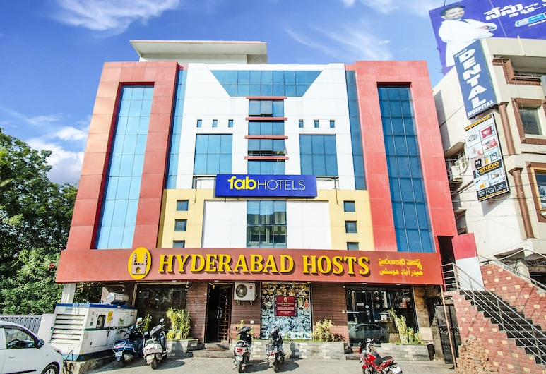 FabExpress Corpo Suites, Hyderabad