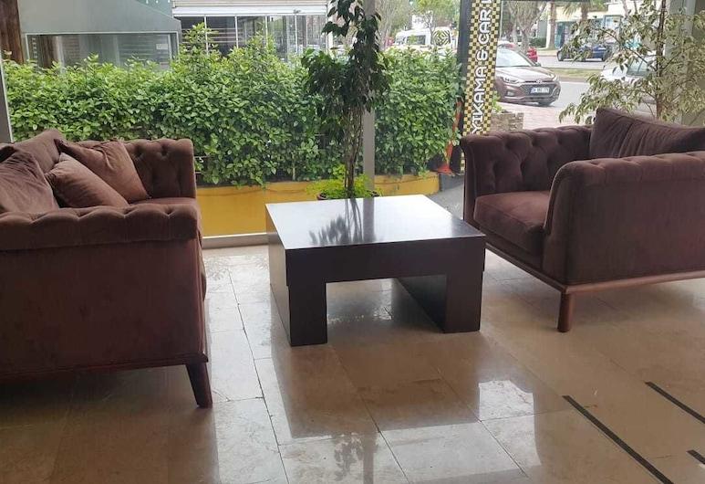 Tepe Hotel & Business Suite, Antalya, Sitzecke in der Lobby