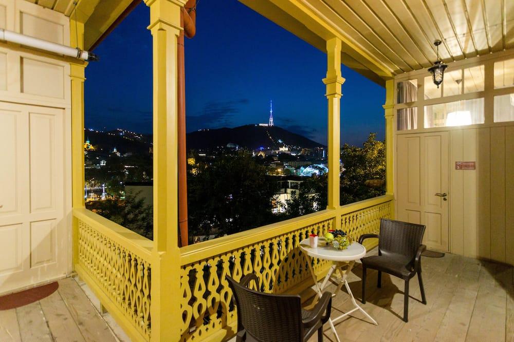 Апартаменты - Балкон
