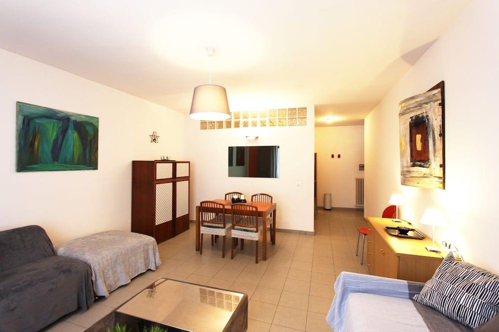 apartman, 1 hálószobával (3 pax) - Nappali rész