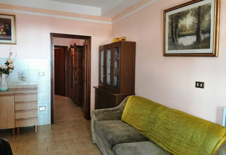 Guest House Casale 920, Agropoli, Apartment, Living Area