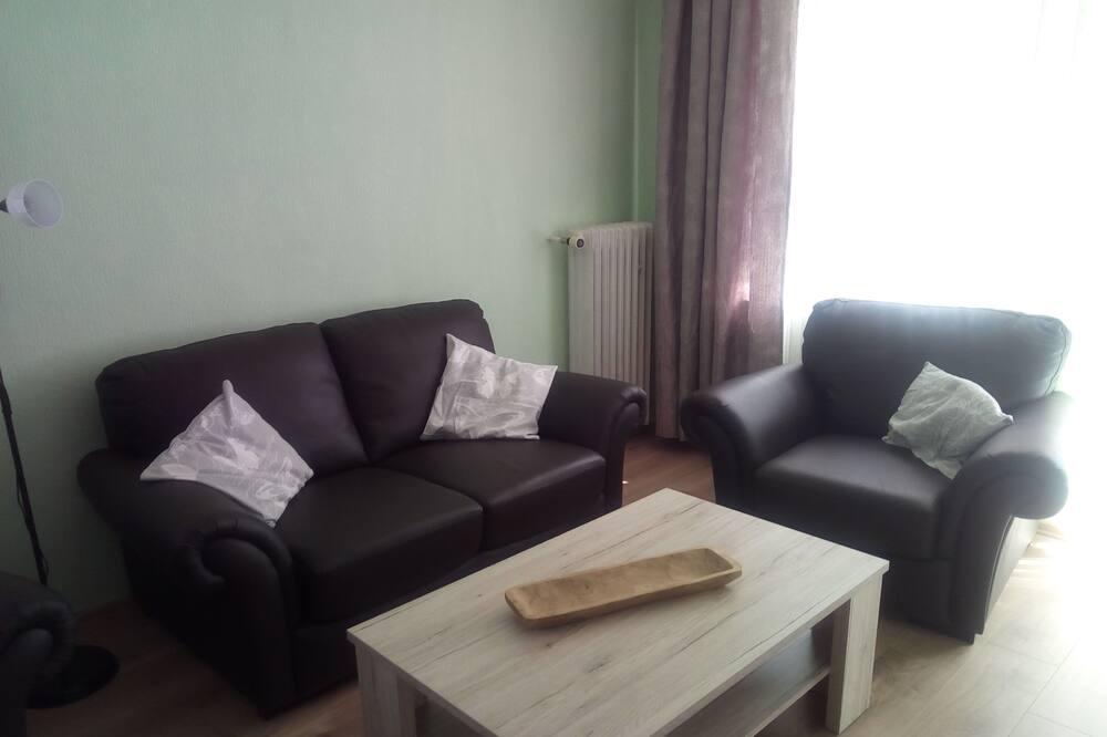 Apartment (3) - Wohnzimmer