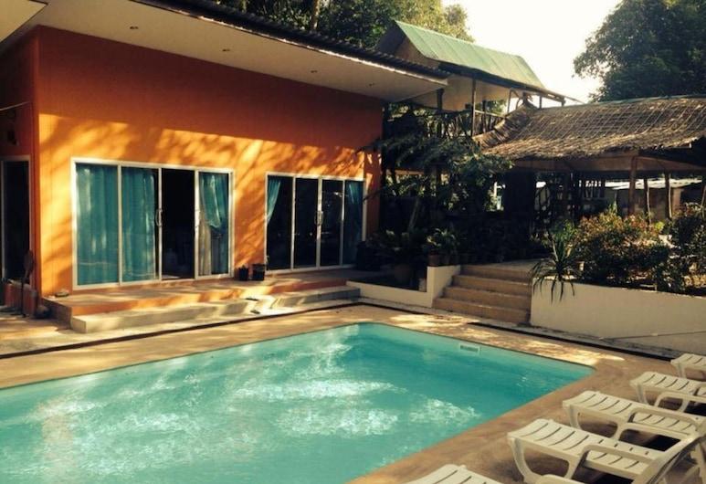 維納斯酒店, 拉威, 室外泳池