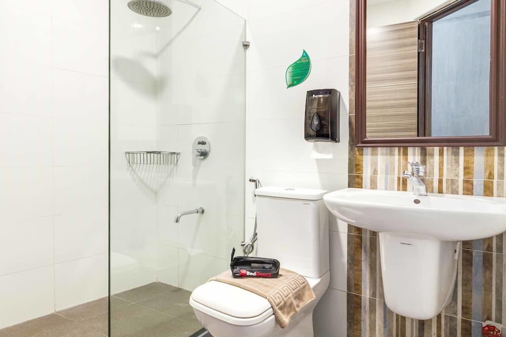 Номер с 2 односпальными кроватями - Ванная комната