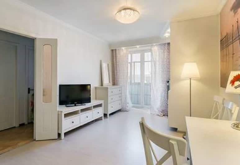 Apartment on Zamoronova 9, Moskva, Lägenhet, Rum