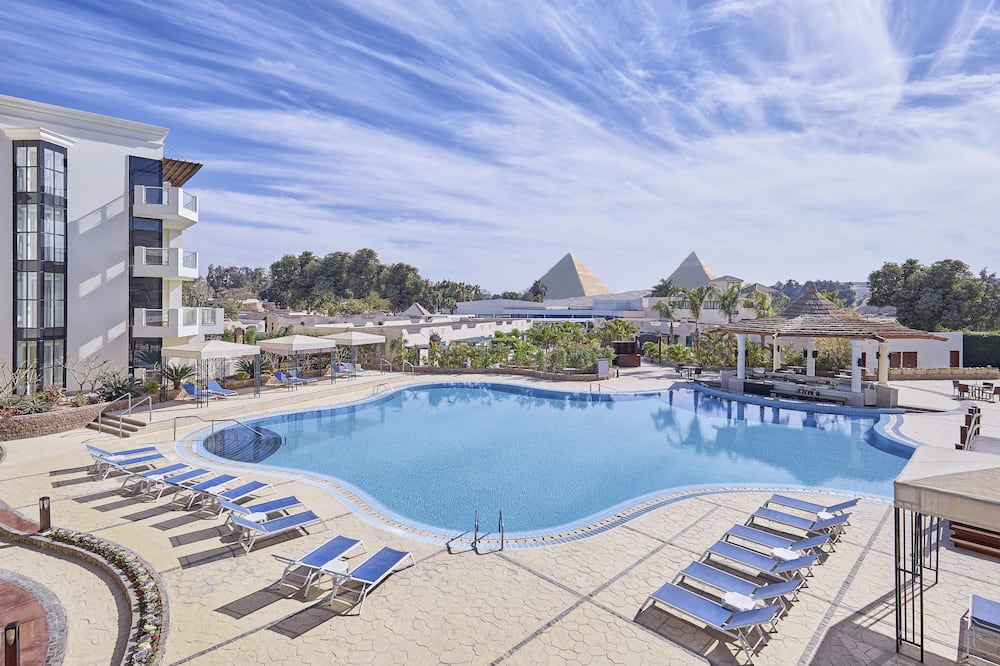 Deluxe Room (Pyramid View) - Pool