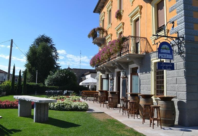 拉索斯塔旅館, Cavaion Veronese, 外觀