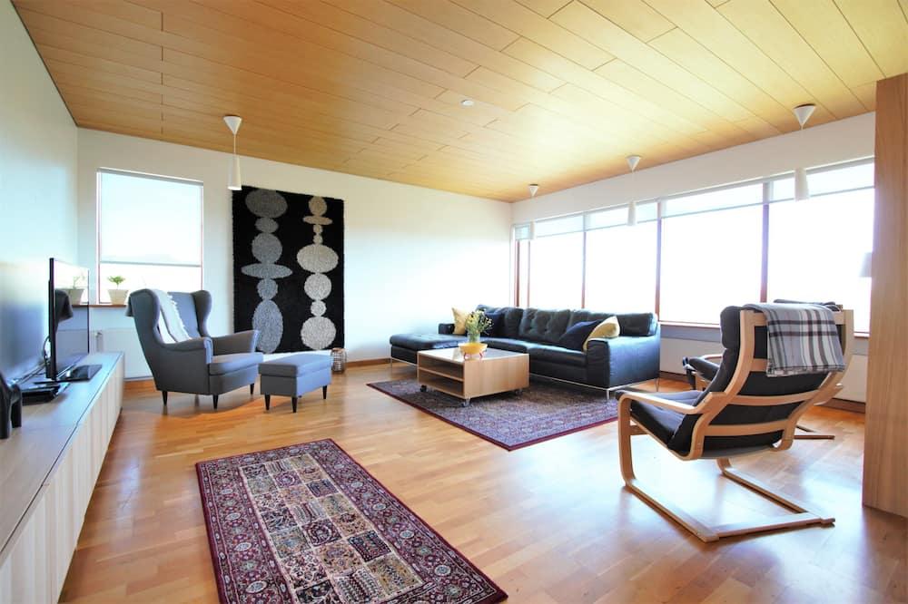 Ferienhaus (87230) - Wohnzimmer