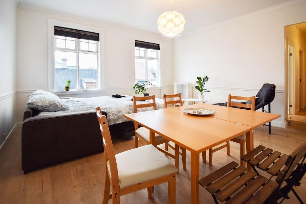 Appartement (145945) - Eetruimte in kamer