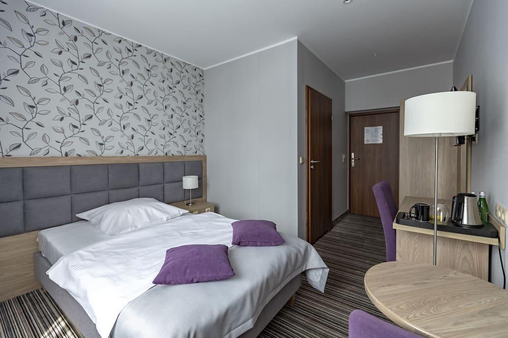 Comfort-Einzelzimmer - Wohnbereich