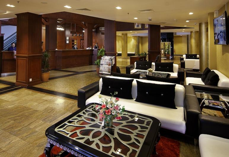 City Point Hotel, Manama, Lobby