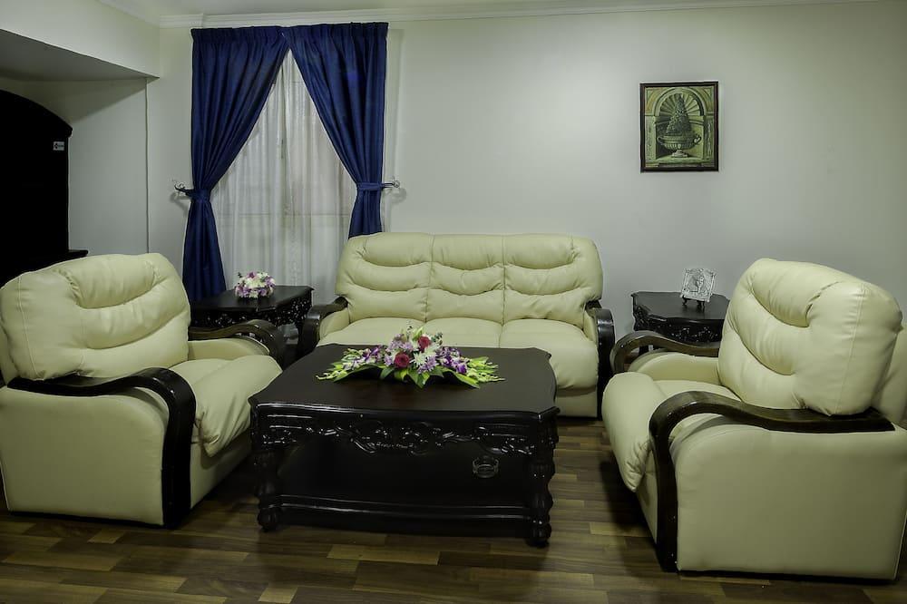 Suite junior, 1 habitación - Zona de estar