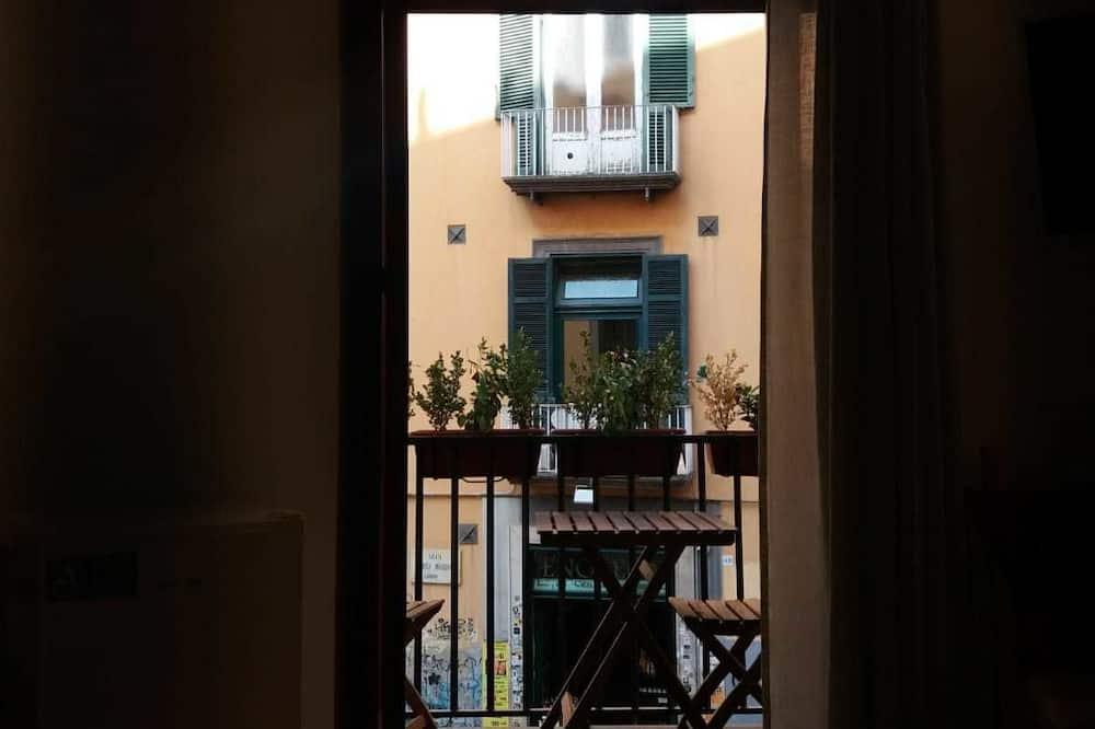 Četverokrevetna soba, pogled na grad - Soba za goste