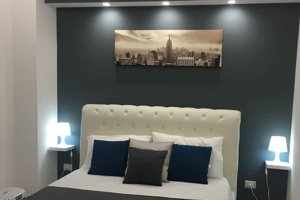 Chambre Double Deluxe (Grey Room) - Chambre