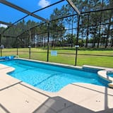 Vila, 6 ložnic - Krytý bazén