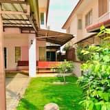 Signature-Villa, 3Schlafzimmer, Küche, zum Garten hin - Wohnbereich