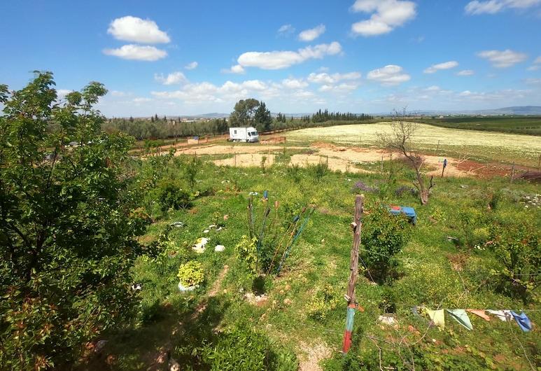 Les Racines, El Hajeb, Garden