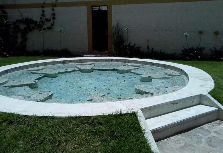 Bungalows Tequisquiapan, Tequisquiapan, Medence