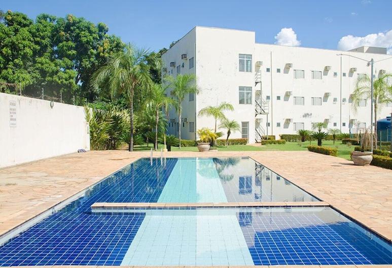 Hotel Vila Verde, Rondonopolis, Outdoor Pool