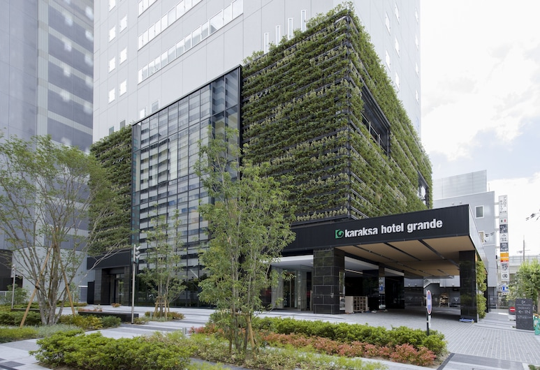 karaksa hotel grande Shin-Osaka Tower, Osaka