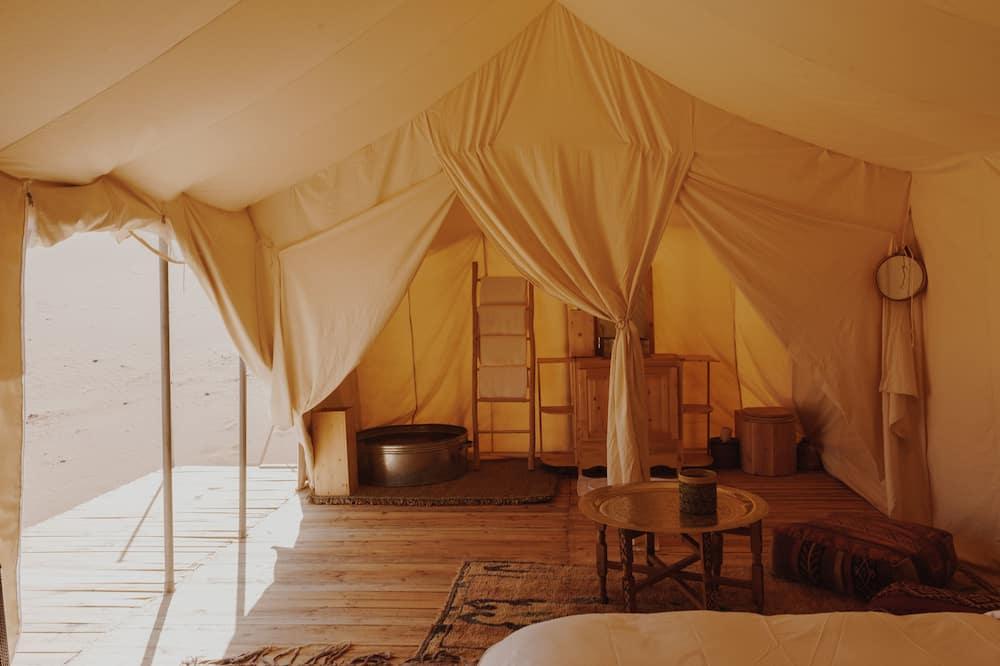 Romantic Tent - Bathroom