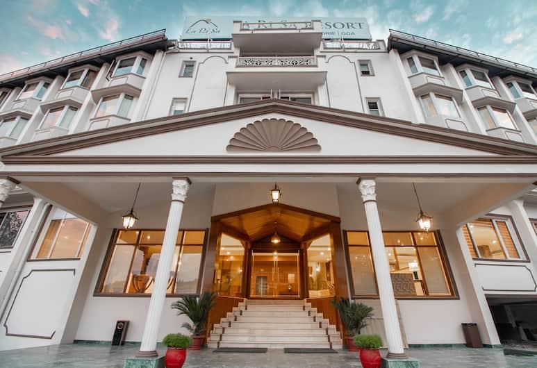 Larisa Resort, Shimla, Shimla, Hotel Front