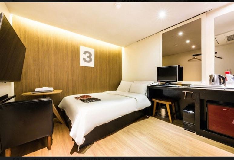 辛迪飯店, 首爾, 標準雙人房 (Check-in *Weekday 18:00/Weekend 22:00), 客房