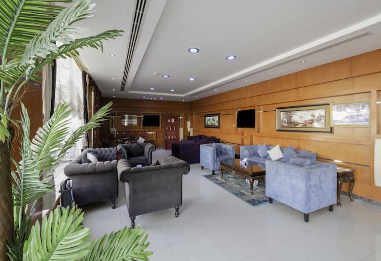 OYO 158 Silent Room 1, Riyadh, Lobby Sitting Area
