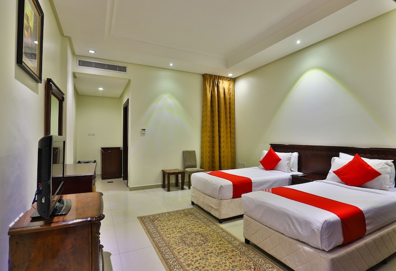 Capital O 162 Brzeen Hotel, Riyadh, Standard Room, Guest Room