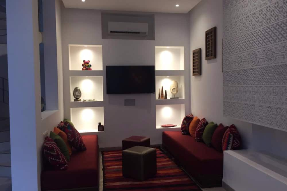 Dom, dla niepalących (Riad) - Powierzchnia mieszkalna