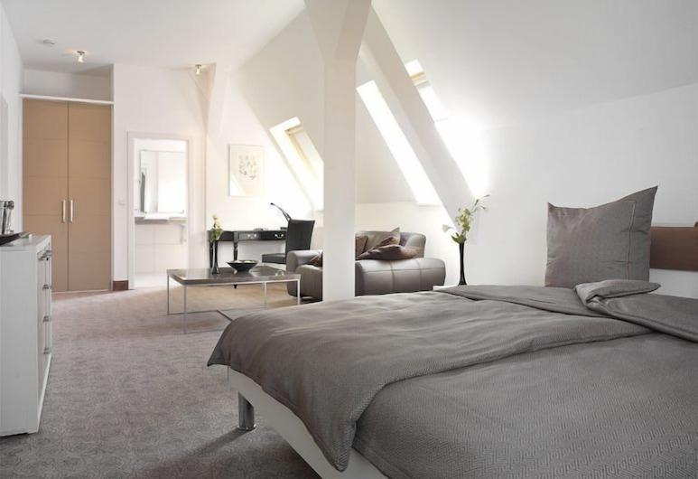 Hotel Domicil Lebensart, Neuenhaus, Junior-Suite, Zimmer