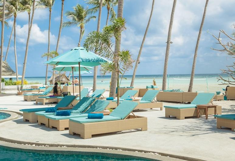 蓮花之家飯店, 蘇梅島, 日光浴甲板