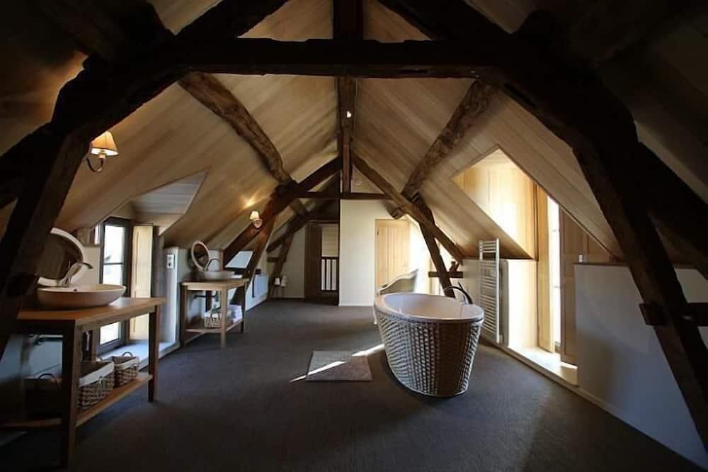 Tek Büyük Yataklı Oda (Osier) - Oturma Alanı