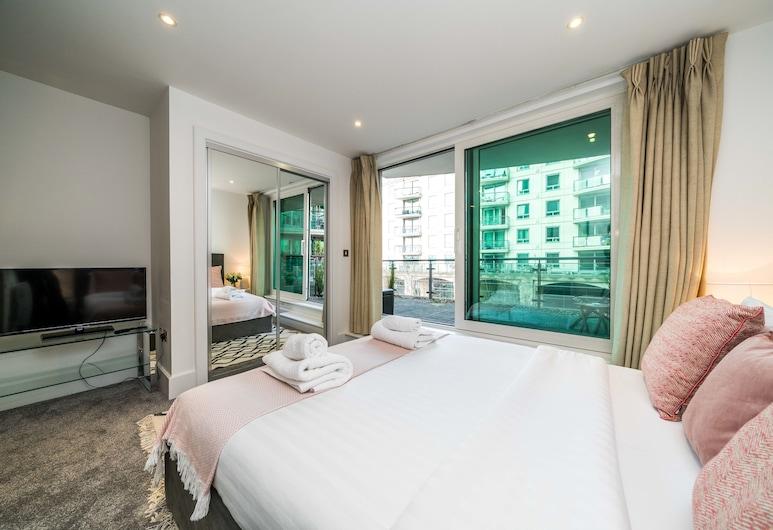 弗拉格斯塔夫之家酒店, 倫敦, 都會公寓, 2 間臥室, 河景, 客房