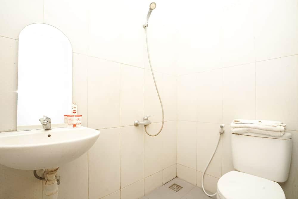 ห้องสแตนดาร์ดทวิน, เตียงเดี่ยว 2 เตียง - ห้องน้ำ