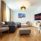 Apartament typu Deluxe, 4 sypialnie (excl. final cleaning fee € 140,-) - Powierzchnia mieszkalna