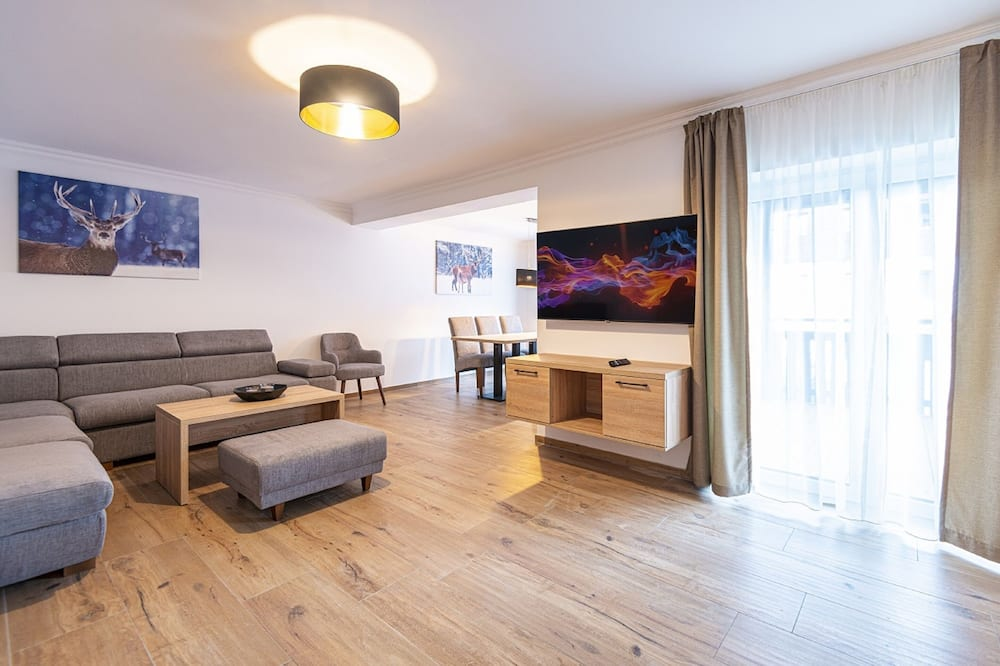 Apartament typu Superior, 5 sypialni (excl. final cleaning fee € 170,-) - Powierzchnia mieszkalna