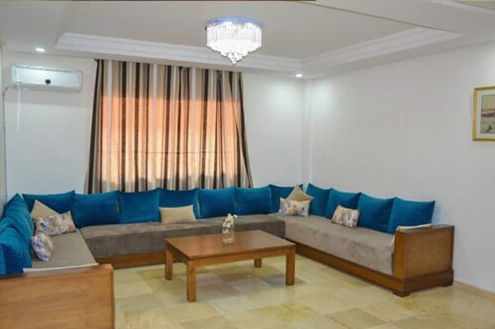Standard Apart Daire, 1 Yatak Odası - Oturma Alanı