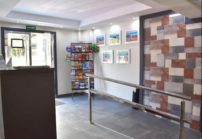 Apartment Club Playa Flores Torremolinos, Torremolinos, Reception