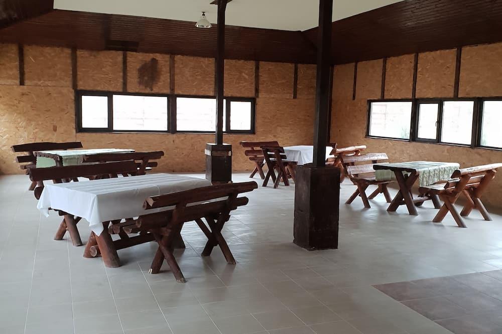 Klassieke tweepersoonskamer, Balkon - Woonkamer
