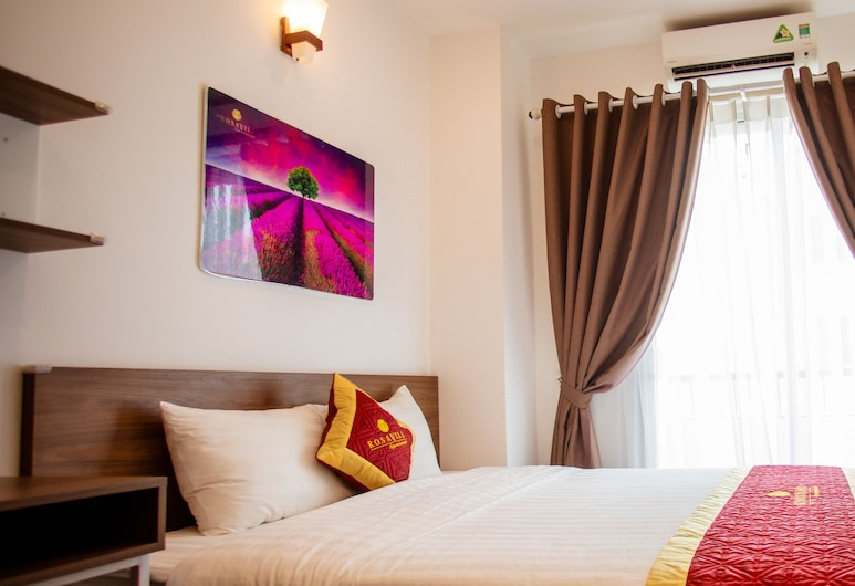 Rosavila, Thái Nguyên, Căn hộ Deluxe, Phòng